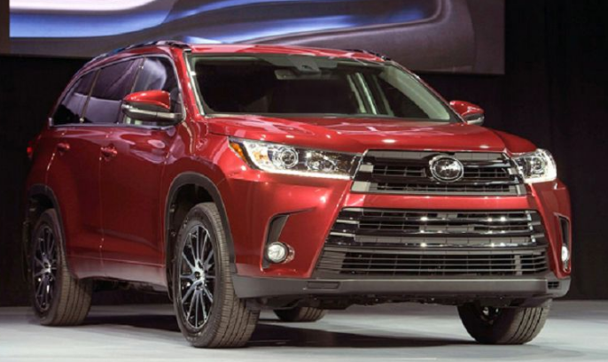 30 Concept of 2020 Toyota Highlander Hybrid Specs with 2020 Toyota Highlander Hybrid