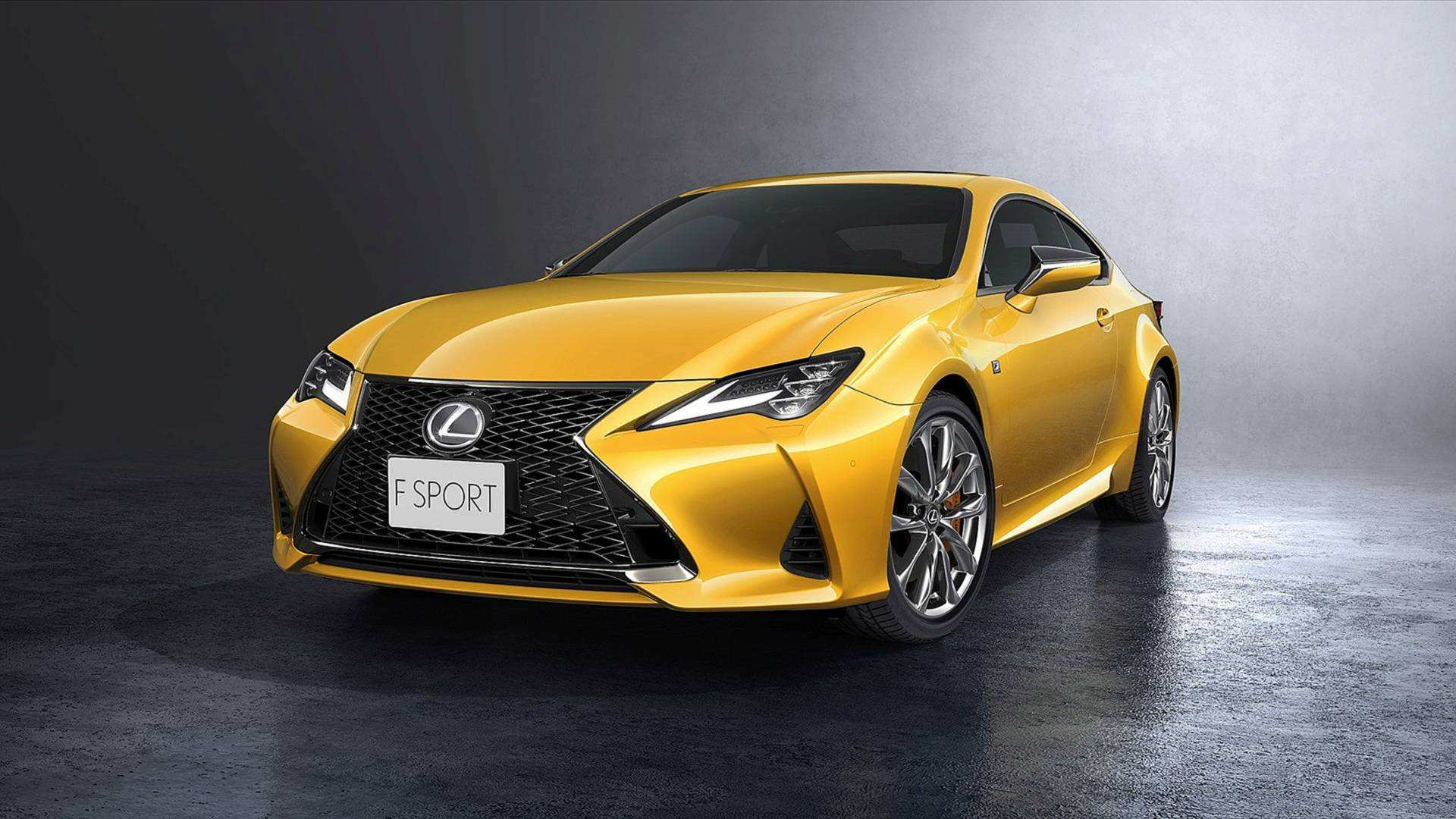 30 Gallery of 2019 Lexus Rc Specs for 2019 Lexus Rc
