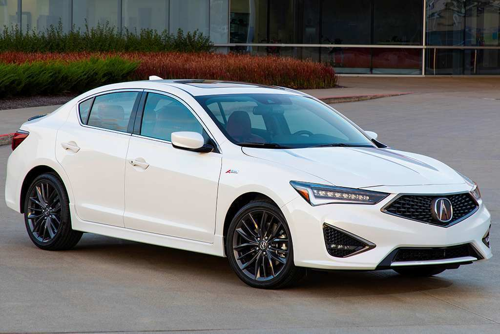 30 Great 2019 Acura Ilx Redesign Review with 2019 Acura Ilx Redesign