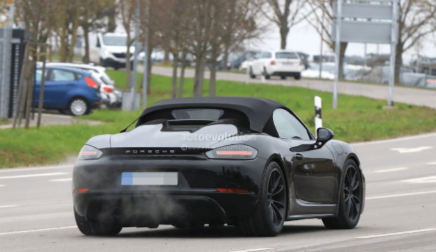30 Great 2019 Porsche 718 Changes Photos by 2019 Porsche 718 Changes