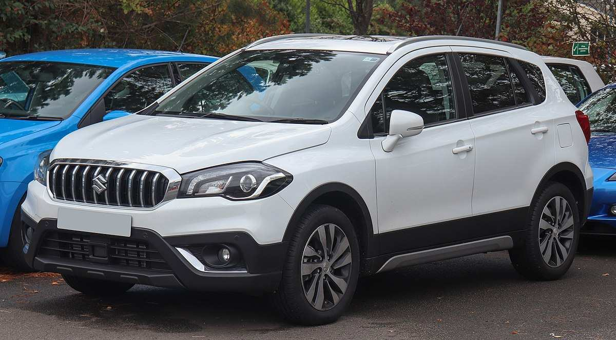 30 Great 2019 Suzuki Sx4 Pricing by 2019 Suzuki Sx4