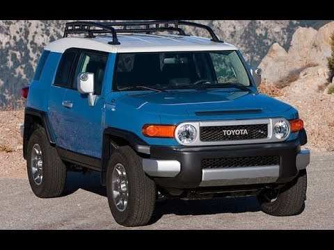 30 Great 2019 Toyota Fj Cruiser New Concept by 2019 Toyota Fj Cruiser