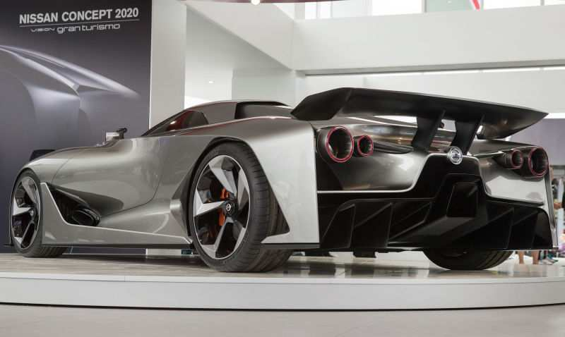 30 Great 2020 Concept Nissan Gtr Exterior And Interior For