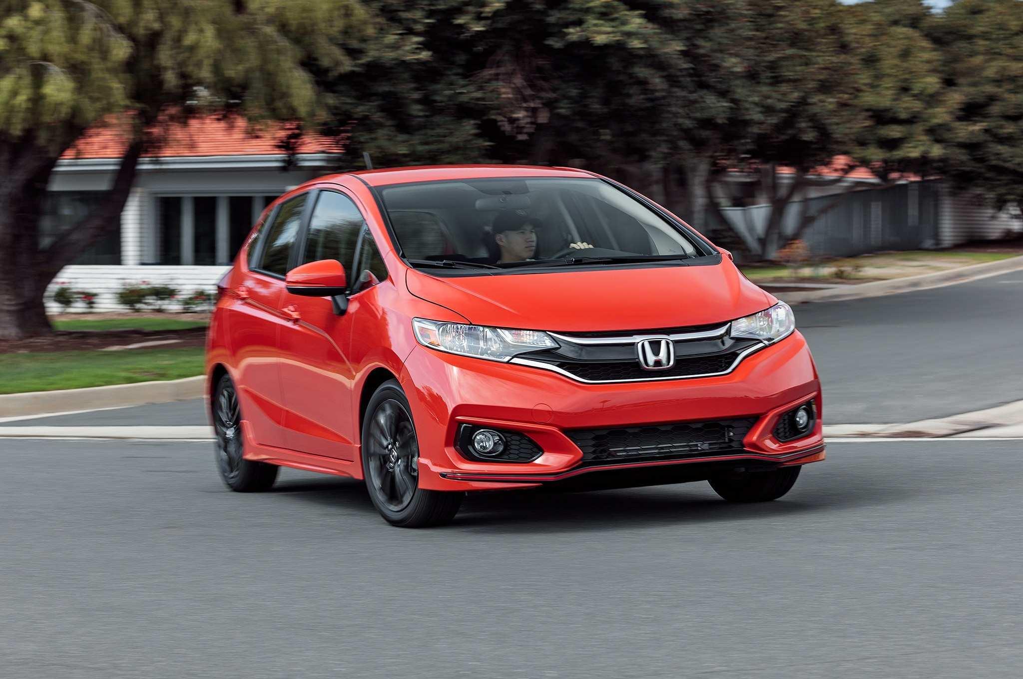 30 Great 2020 Honda Fit News Specs for 2020 Honda Fit News