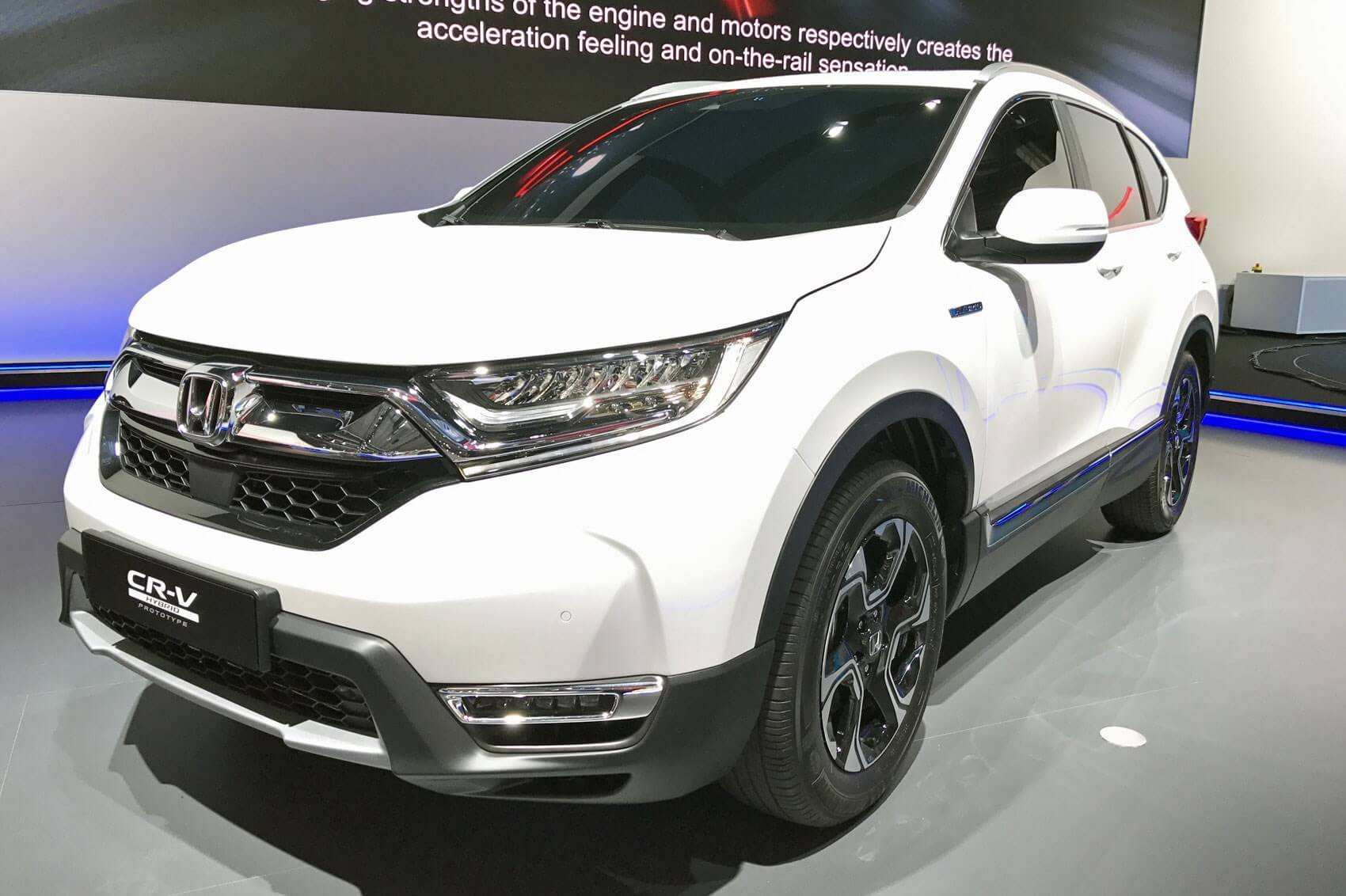 30 Great Honda Crv 2020 Review with Honda Crv 2020