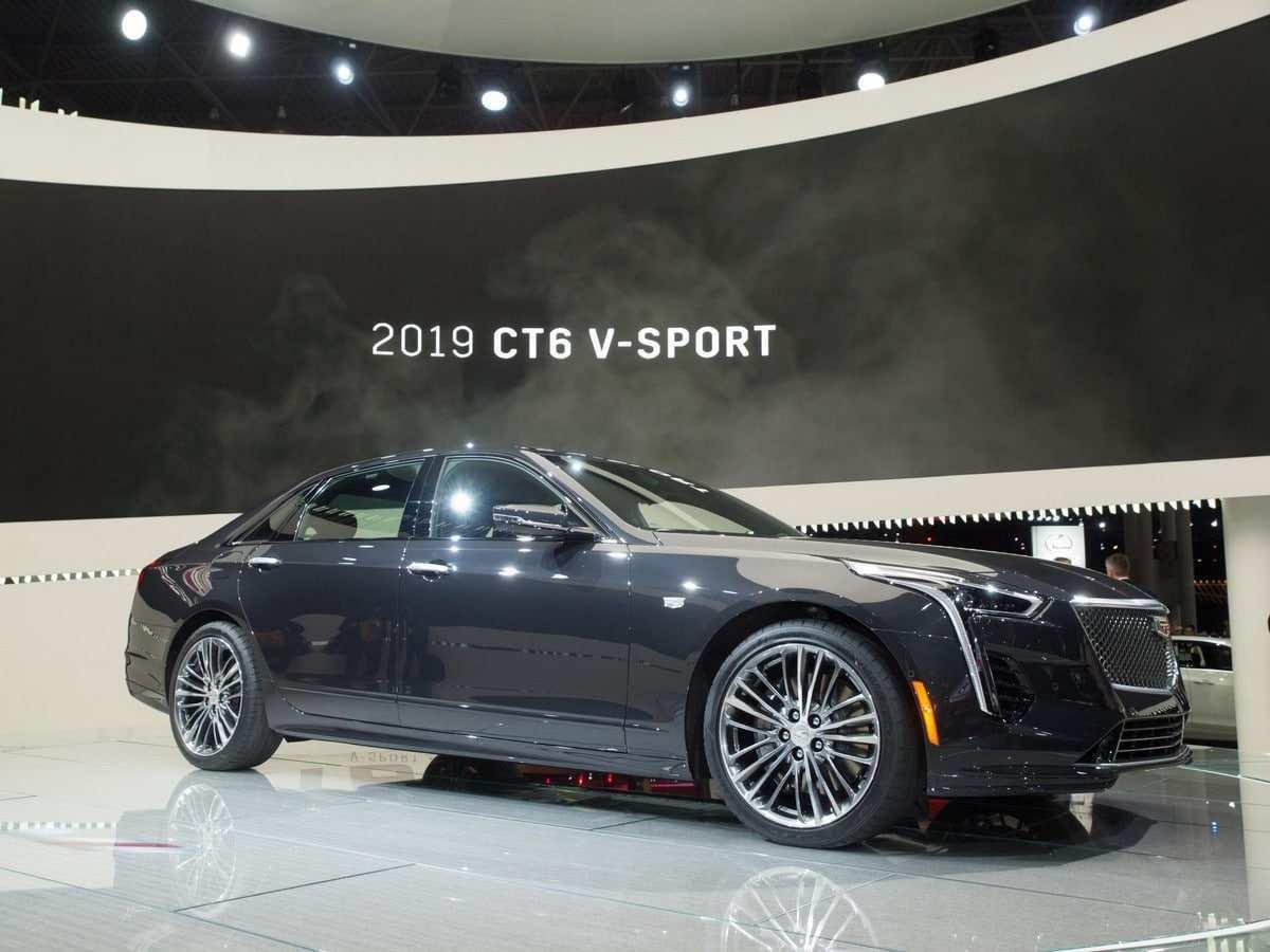 30 New 2019 Cadillac V8 New Review with 2019 Cadillac V8