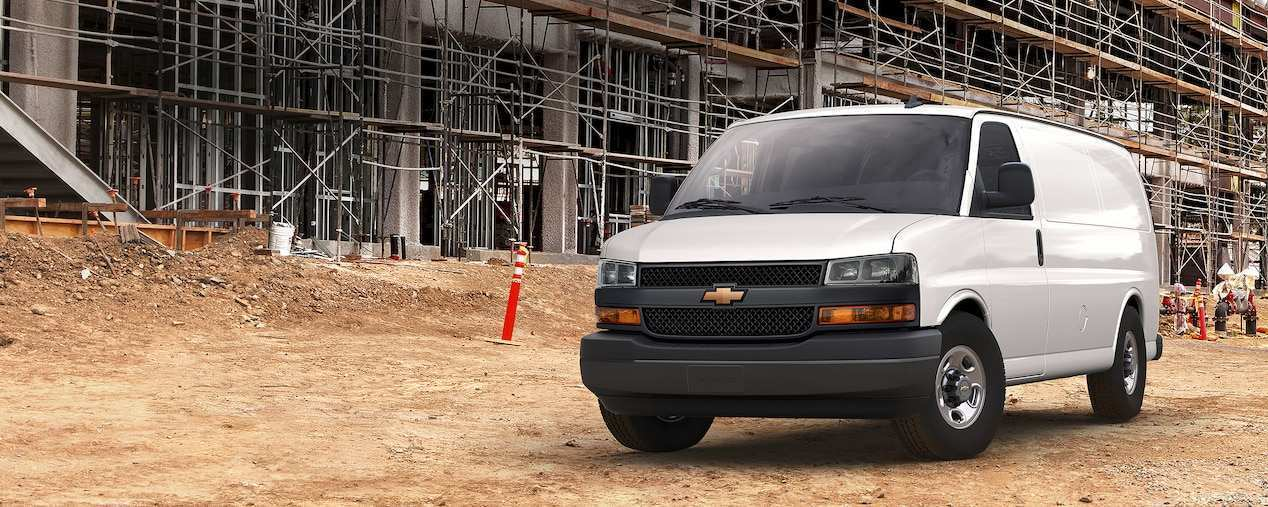 30 New 2019 Chevrolet Express Van Model by 2019 Chevrolet Express Van