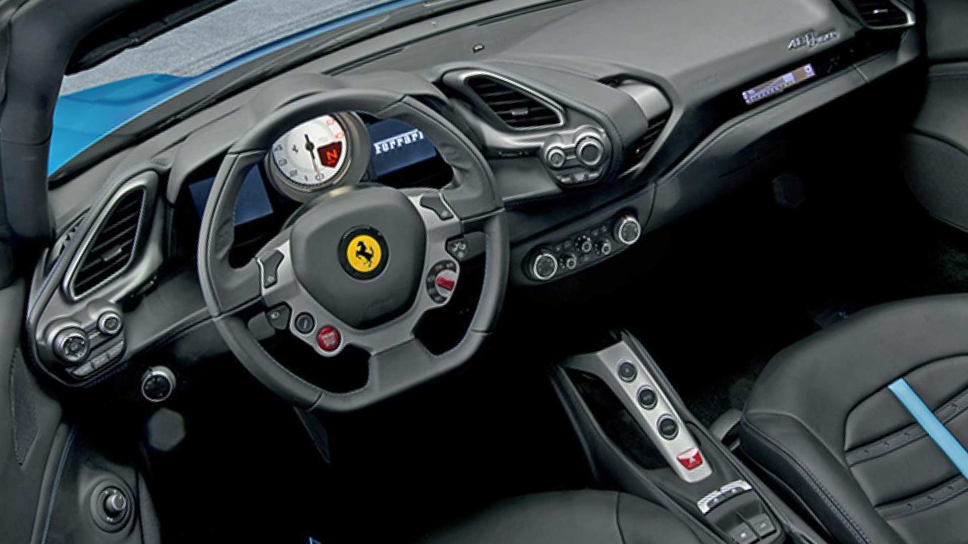 30 New 2019 Ferrari Interior New Review for 2019 Ferrari Interior