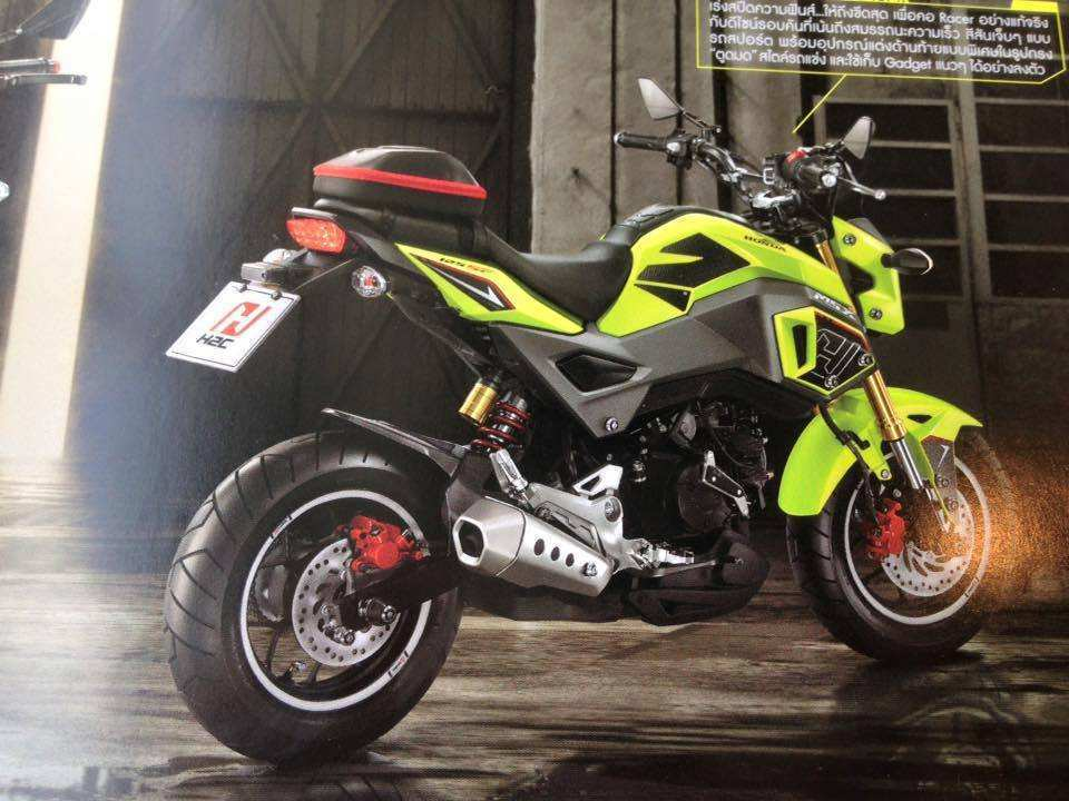 30 New 2019 Honda Grom Specs Images for 2019 Honda Grom Specs