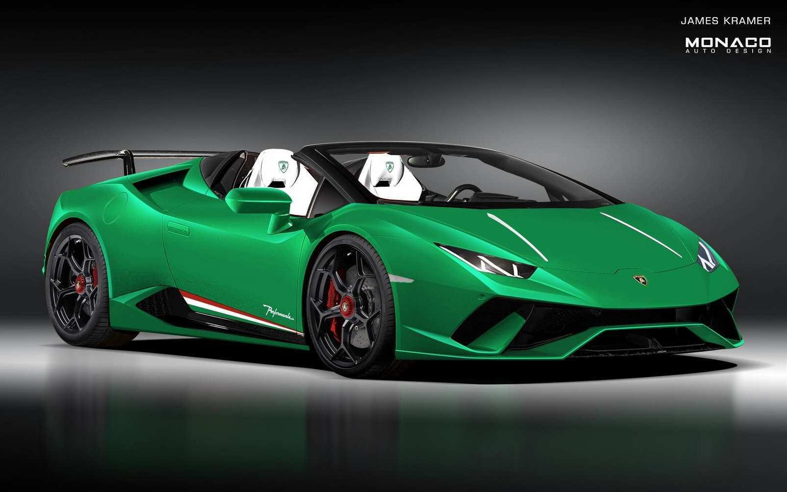 30 New 2019 Lamborghini Spyder New Concept by 2019 Lamborghini Spyder