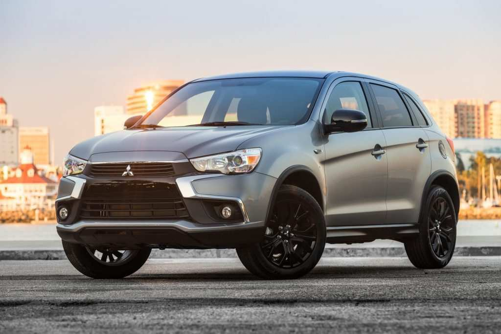 30 New 2019 Mitsubishi Outlander Sport Model by 2019 Mitsubishi Outlander Sport