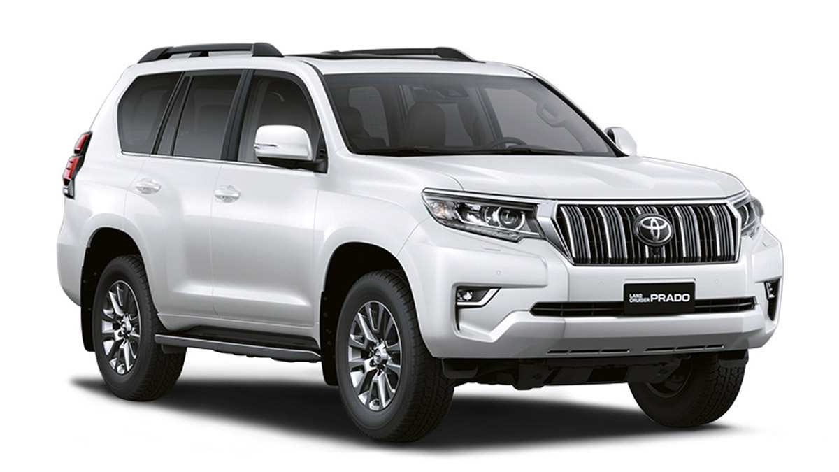 30 New 2019 Toyota Prado Configurations for 2019 Toyota Prado