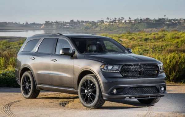 30 New 2020 Dodge Durango Redesign Spesification by 2020 Dodge Durango Redesign