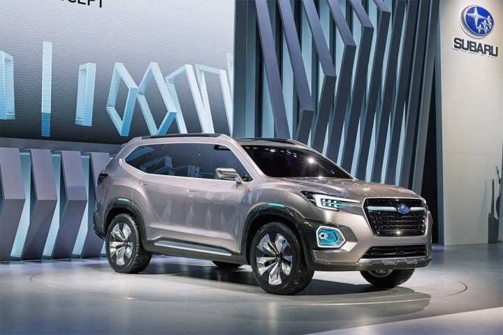 30 New 2020 Subaru Ascent Pictures with 2020 Subaru Ascent