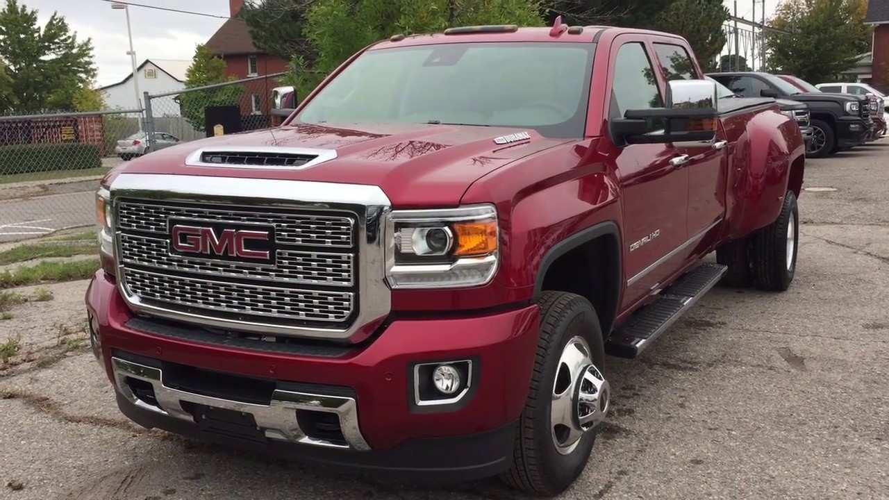30 The 2019 Gmc 3500 Dually Denali New Concept with 2019 Gmc 3500 Dually Denali