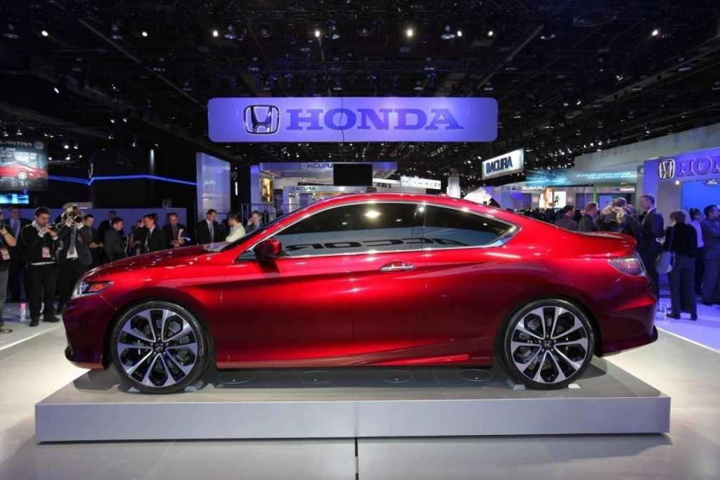 30 The 2019 Honda Accord Coupe Release Date Release Date with 2019 Honda Accord Coupe Release Date