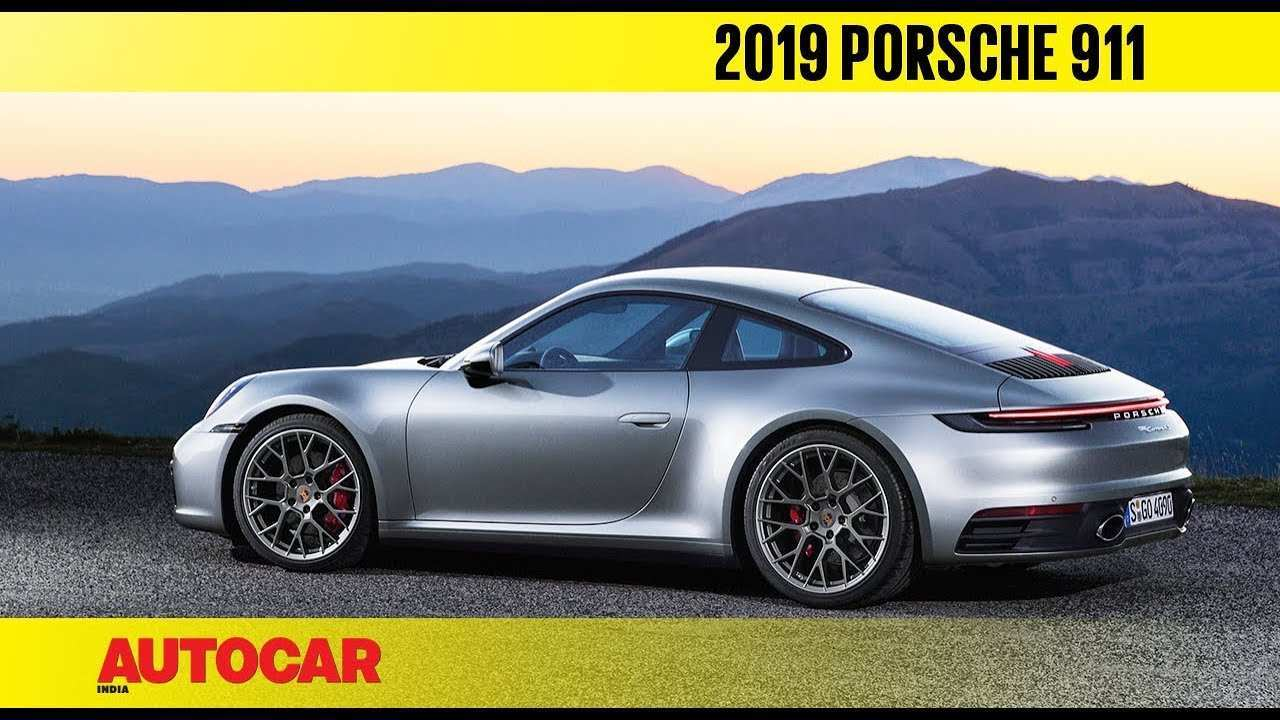 30 The 2019 New Porsche 911 Exterior by 2019 New Porsche 911