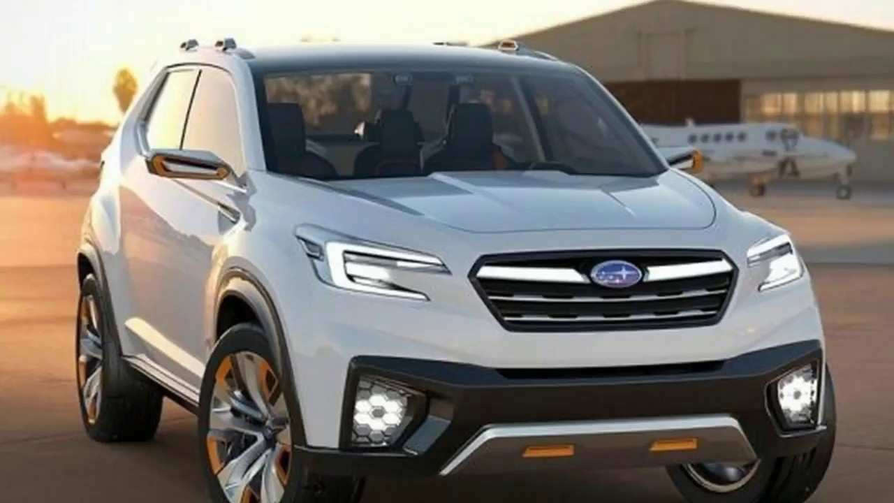 30 The 2019 Subaru Forester Spy Photos Pricing with 2019 Subaru Forester Spy Photos