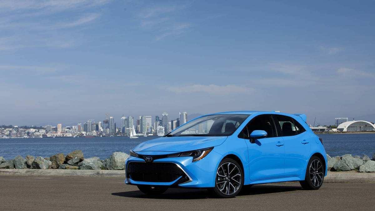30 The 2019 Toyota Corolla Im Redesign and Concept by 2019 Toyota Corolla Im