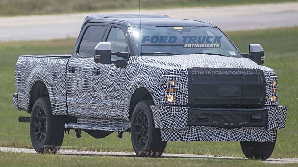 30 The 2020 Ford 7 3 Rumors for 2020 Ford 7 3