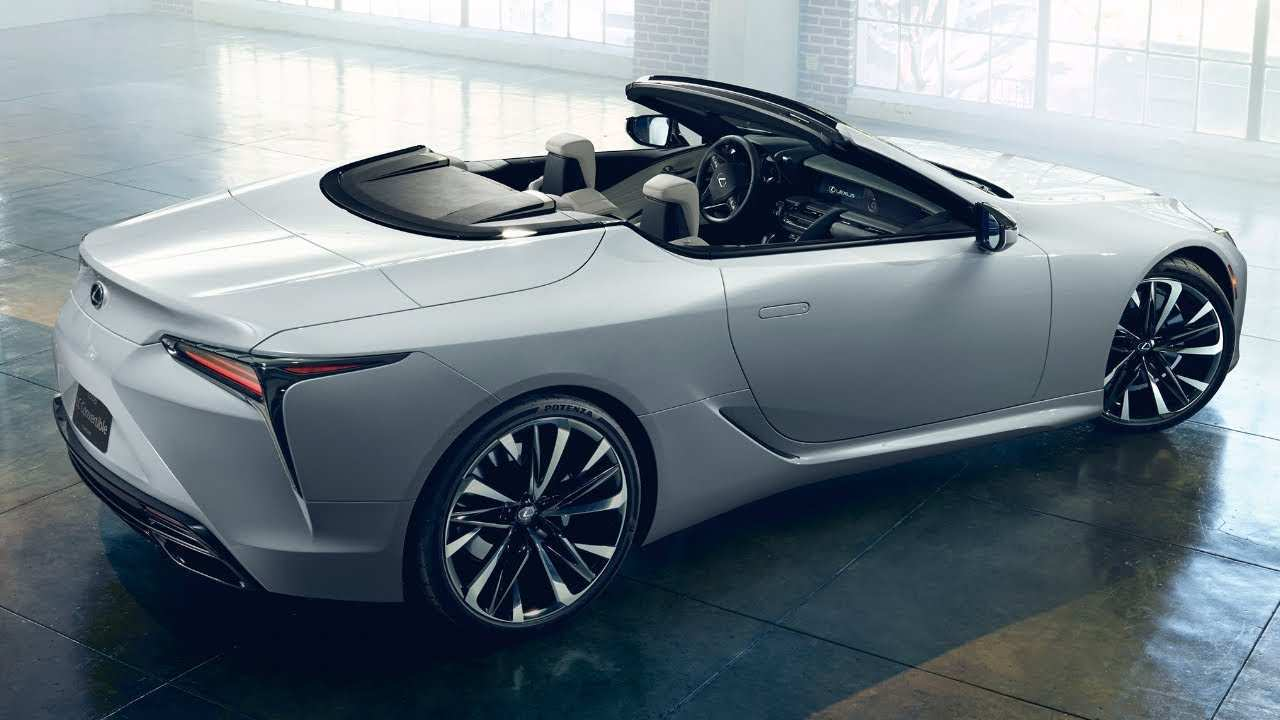 30 The 2020 Lexus Lc Overview with 2020 Lexus Lc