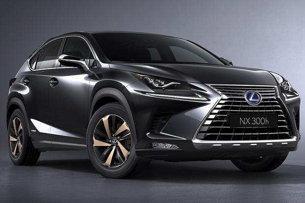30 The Nowy Lexus Nx 2019 Style for Nowy Lexus Nx 2019