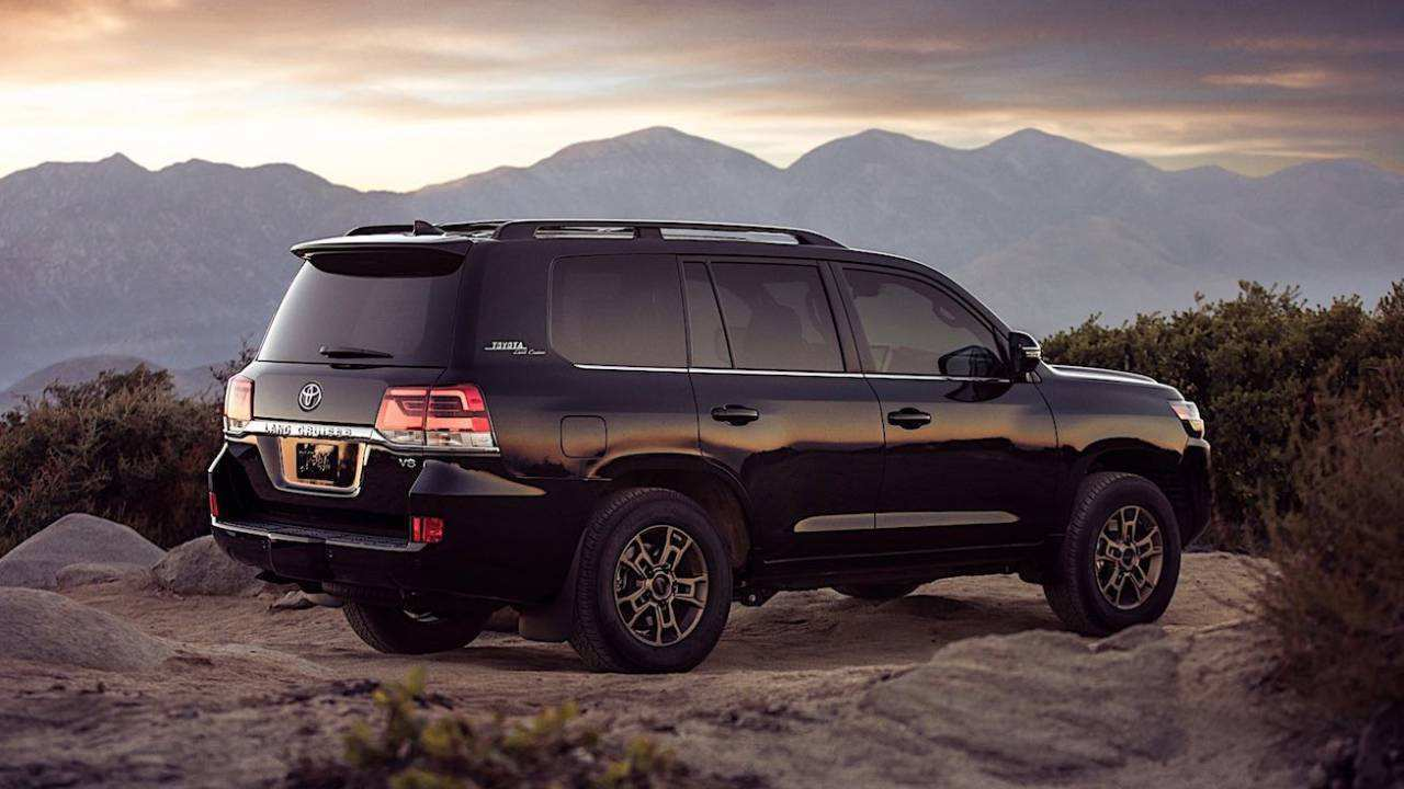 30 The Toyota Land Cruiser 2020 Performance by Toyota Land Cruiser 2020