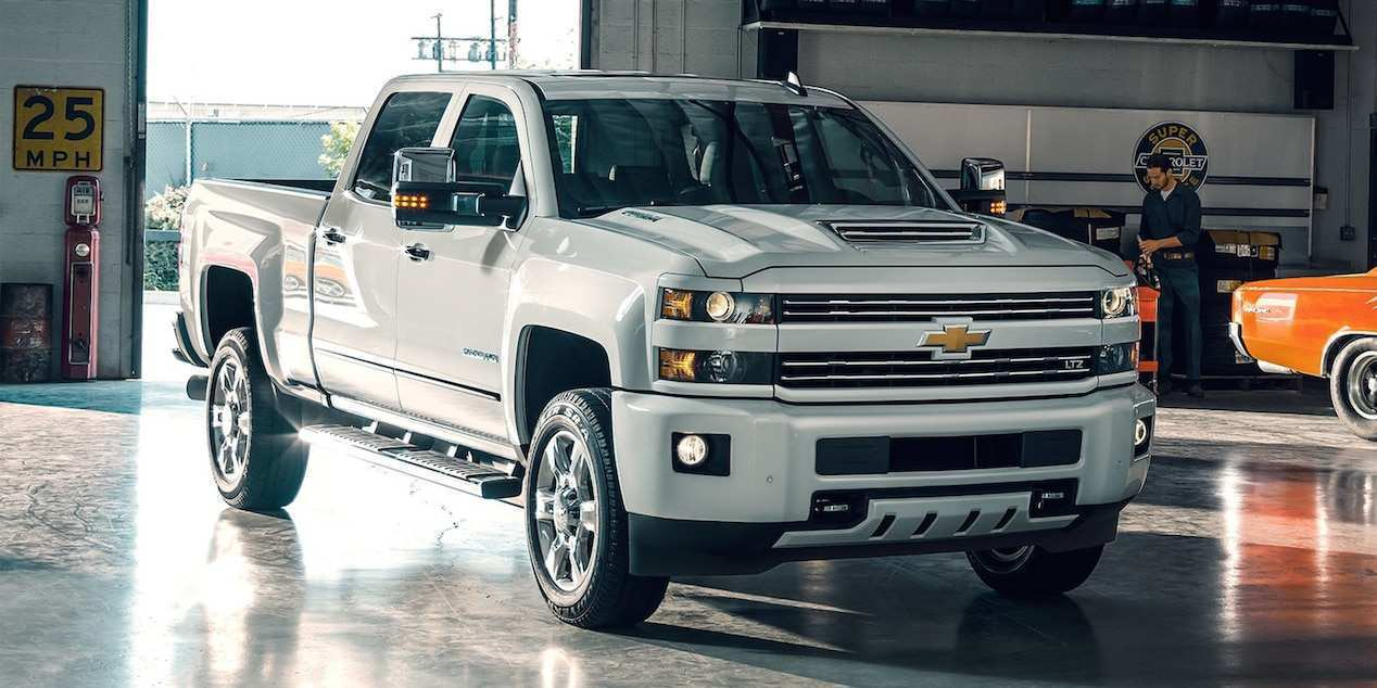 31 All New 2019 Chevrolet Silverado Diesel Price and Review by 2019 Chevrolet Silverado Diesel