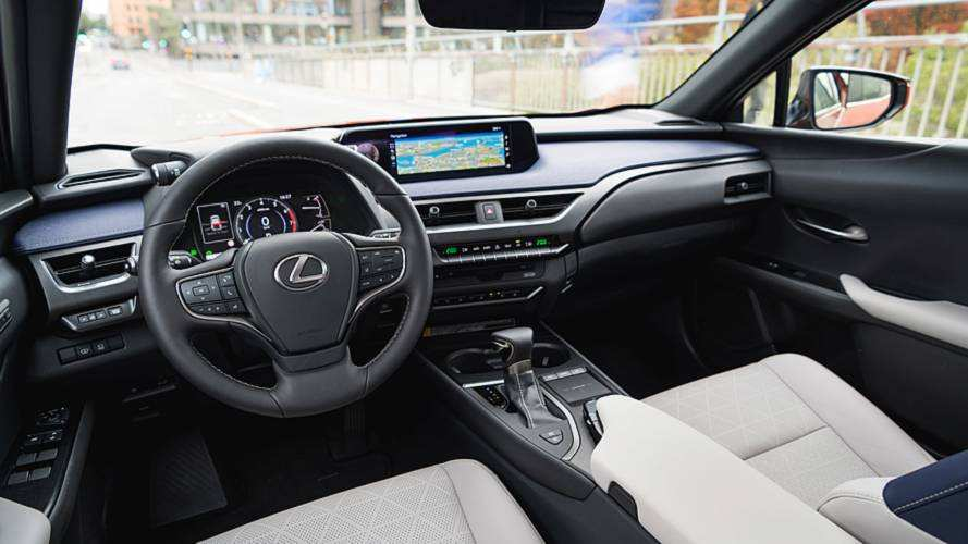 31 All New 2019 Lexus Ux Interior Style with 2019 Lexus Ux Interior