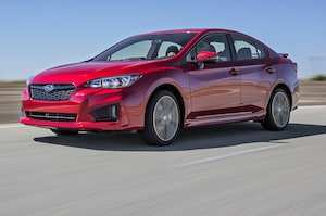 31 All New 2019 Subaru Impreza Sedan Specs for 2019 Subaru Impreza Sedan