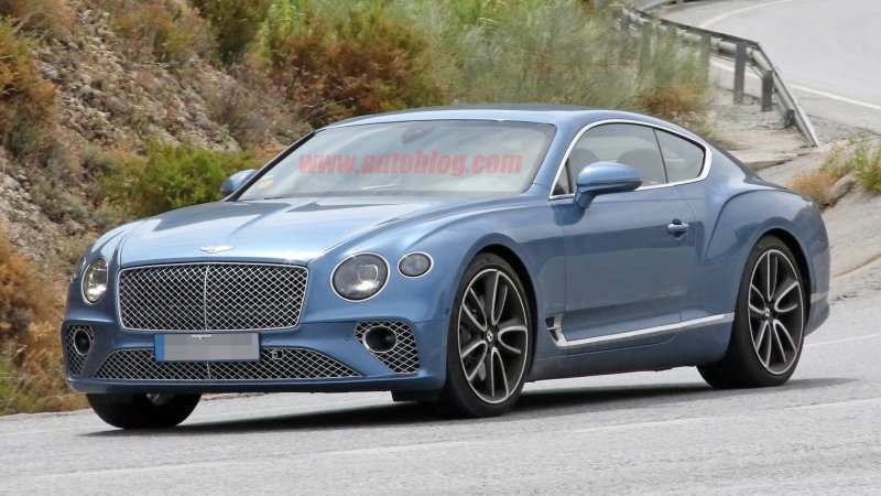 31 All New 2020 Bentley Gt Redesign and Concept with 2020 Bentley Gt