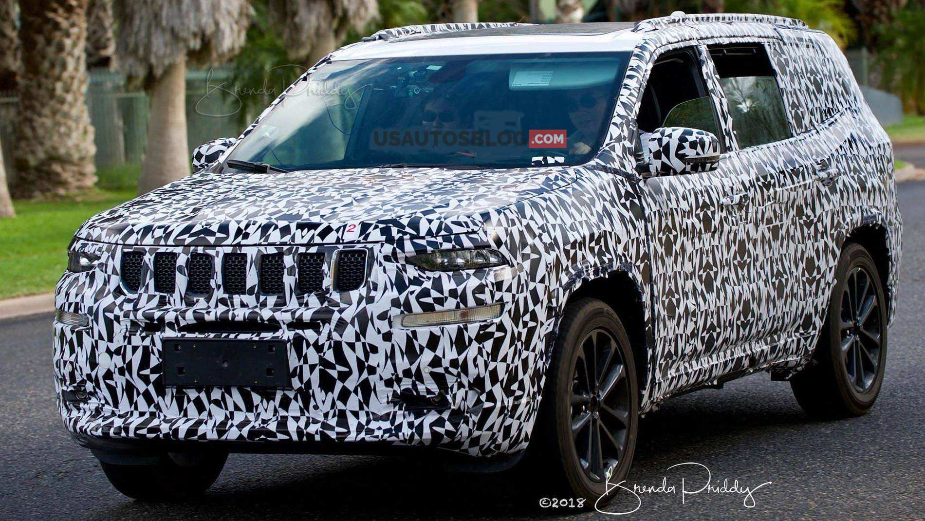 31 All New 2020 Jeep Grand Cherokee Redesign Specs with 2020 Jeep Grand Cherokee Redesign