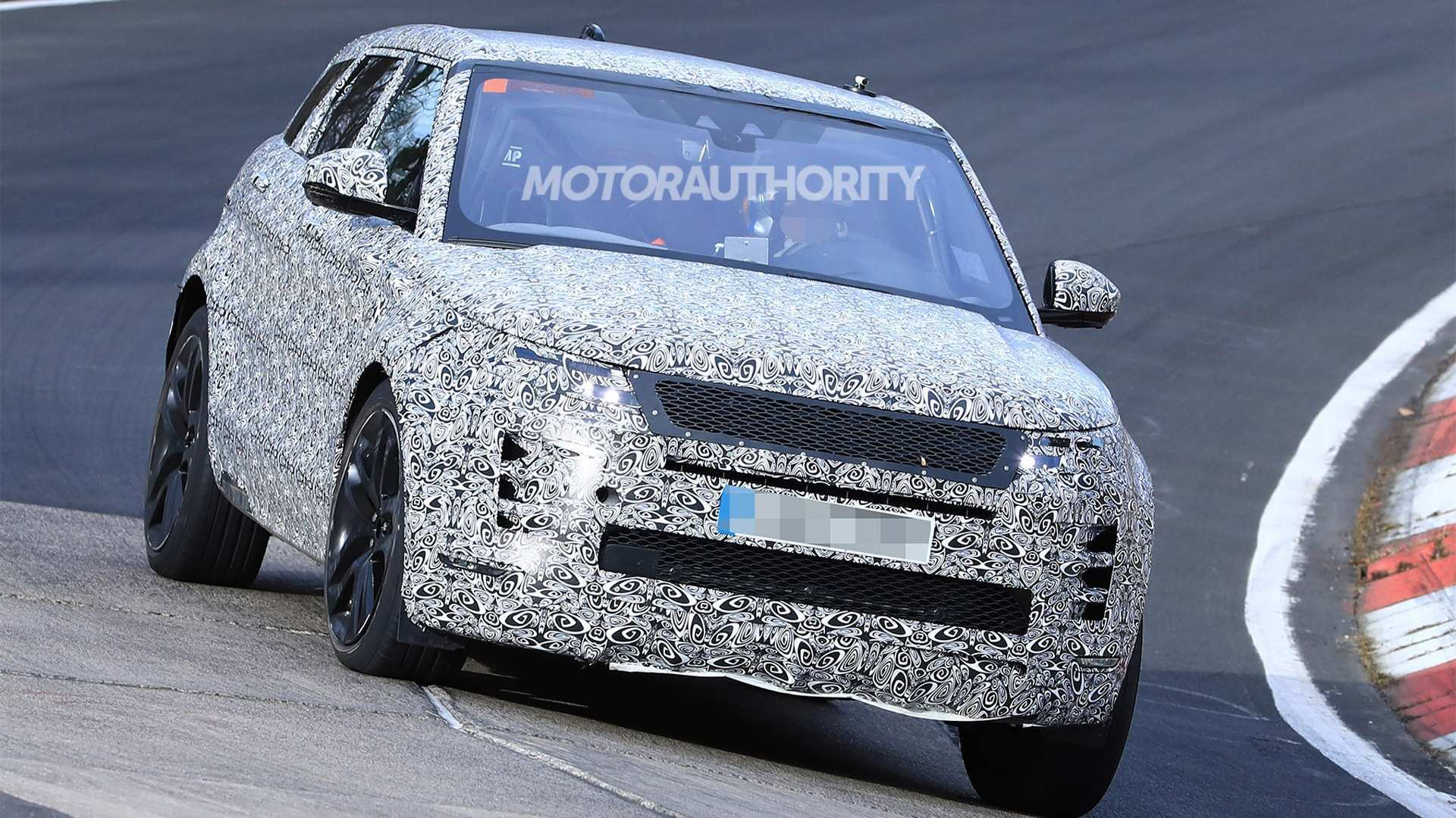 31 All New 2020 Land Rover Range Rover Picture for 2020 Land Rover Range Rover