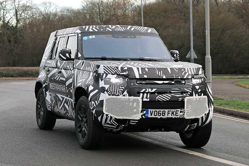 31 All New 2020 Land Rover Truck Concept with 2020 Land Rover Truck