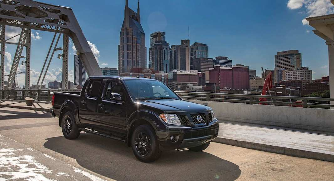 31 All New 2020 Nissan Frontier Release Date Interior with 2020 Nissan Frontier Release Date