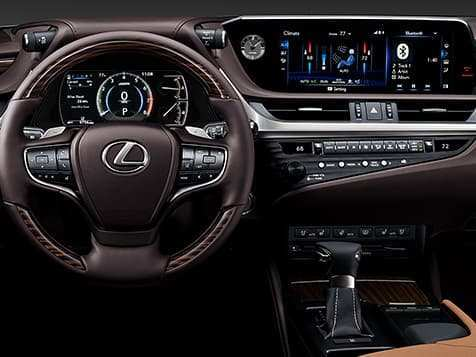 31 Best Review 2019 Lexus Es Interior Wallpaper by 2019 Lexus Es Interior