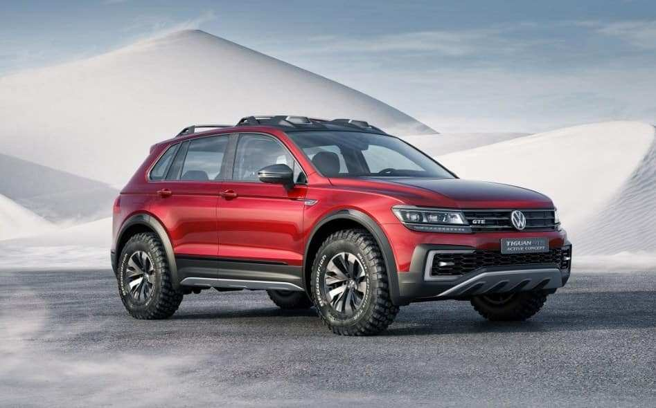 31 Best Review 2019 Volkswagen Tiguan Spesification with 2019 Volkswagen Tiguan