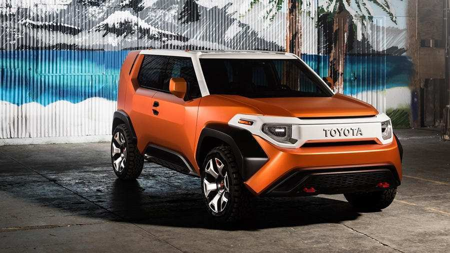 31 Best Review 2020 Toyota Suv Speed Test with 2020 Toyota Suv