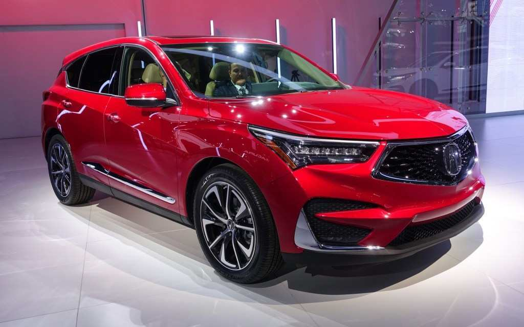 31 Concept of 2019 Acura Rdx Concept First Drive by 2019 Acura Rdx Concept