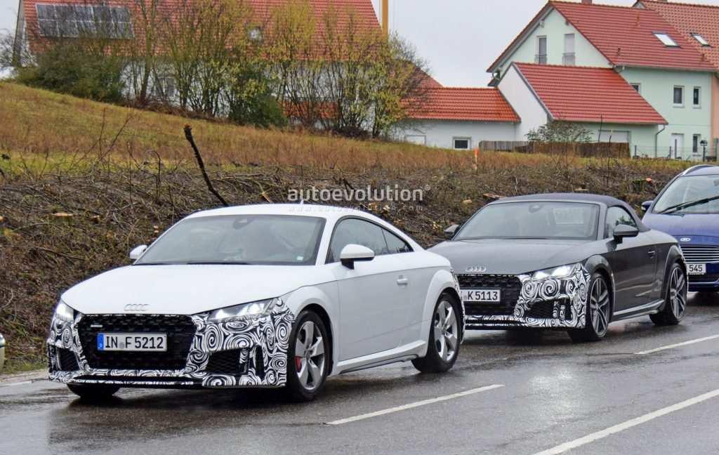 31 Concept of 2019 Audi Tt Specs Exterior with 2019 Audi Tt Specs