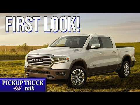 31 Concept of 2019 Dodge 1500 Laramie Longhorn Concept for 2019 Dodge 1500 Laramie Longhorn
