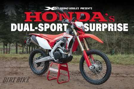 31 Concept of 2019 Honda Crf450L Configurations with 2019 Honda Crf450L