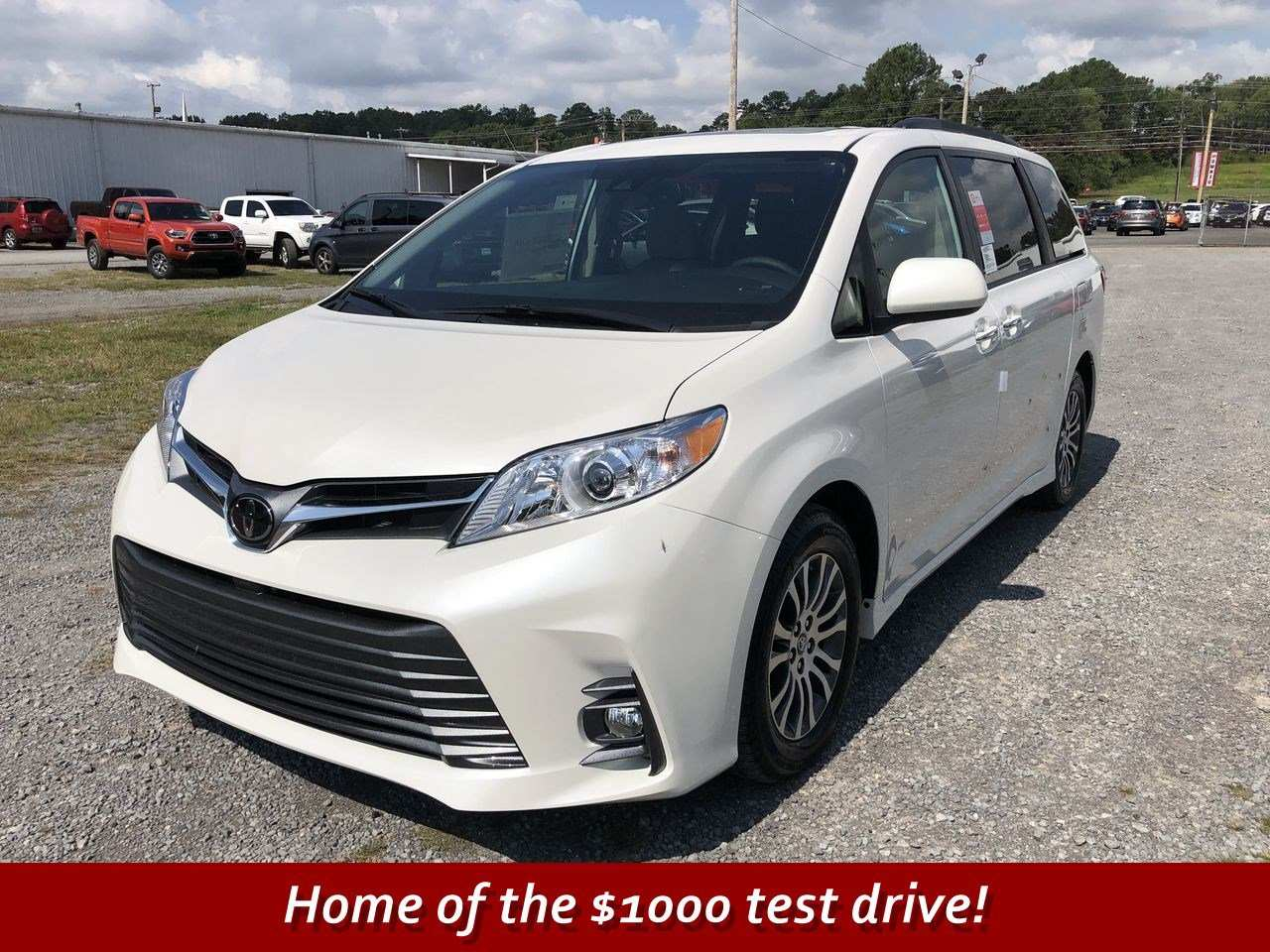 31 Concept of 2019 Toyota Sienna Images with 2019 Toyota Sienna
