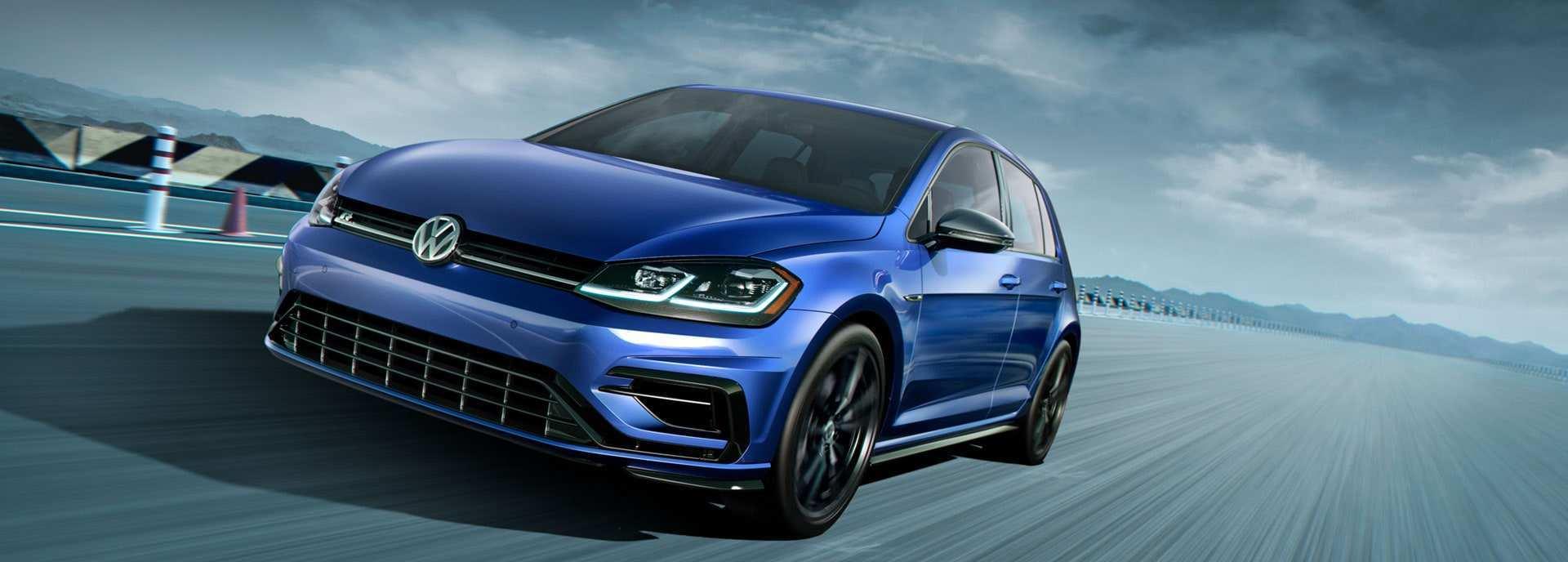 31 Concept of 2019 Volkswagen R Spesification for 2019 Volkswagen R
