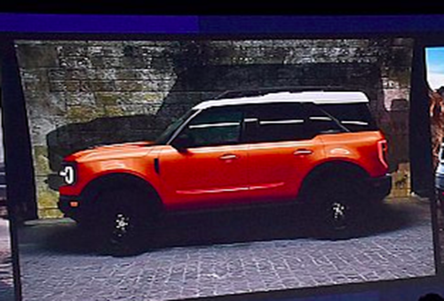 31 Concept of 2020 Ford Bronco Auto Show Wallpaper with 2020 Ford Bronco Auto Show
