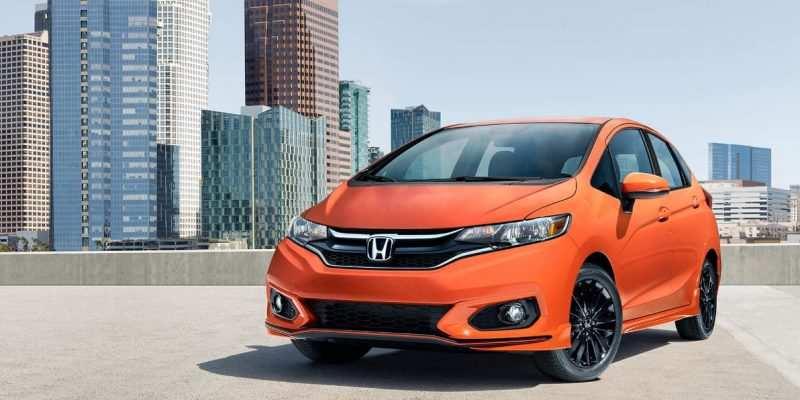 31 Concept of 2020 Honda Fit News Configurations for 2020 Honda Fit News