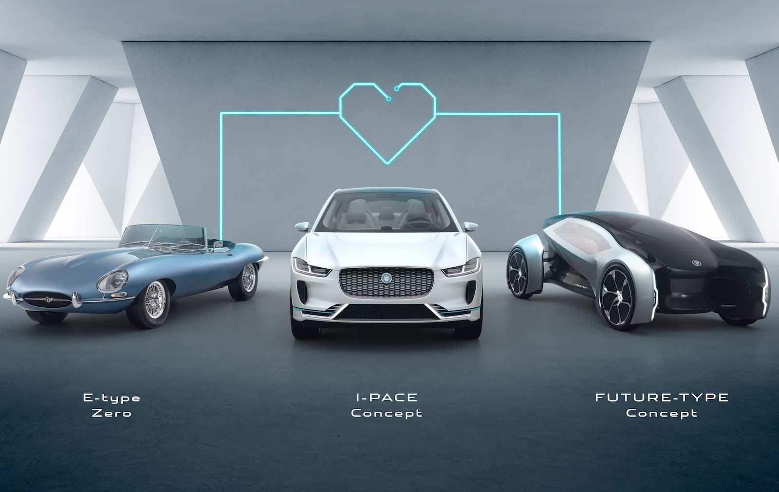 31 Concept of Jaguar Land Rover 2020 Vision Exterior and Interior with Jaguar Land Rover 2020 Vision