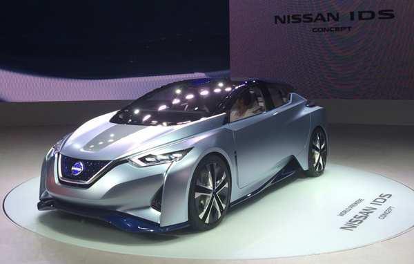 31 Concept of Nissan Autonomous 2020 Reviews with Nissan Autonomous 2020