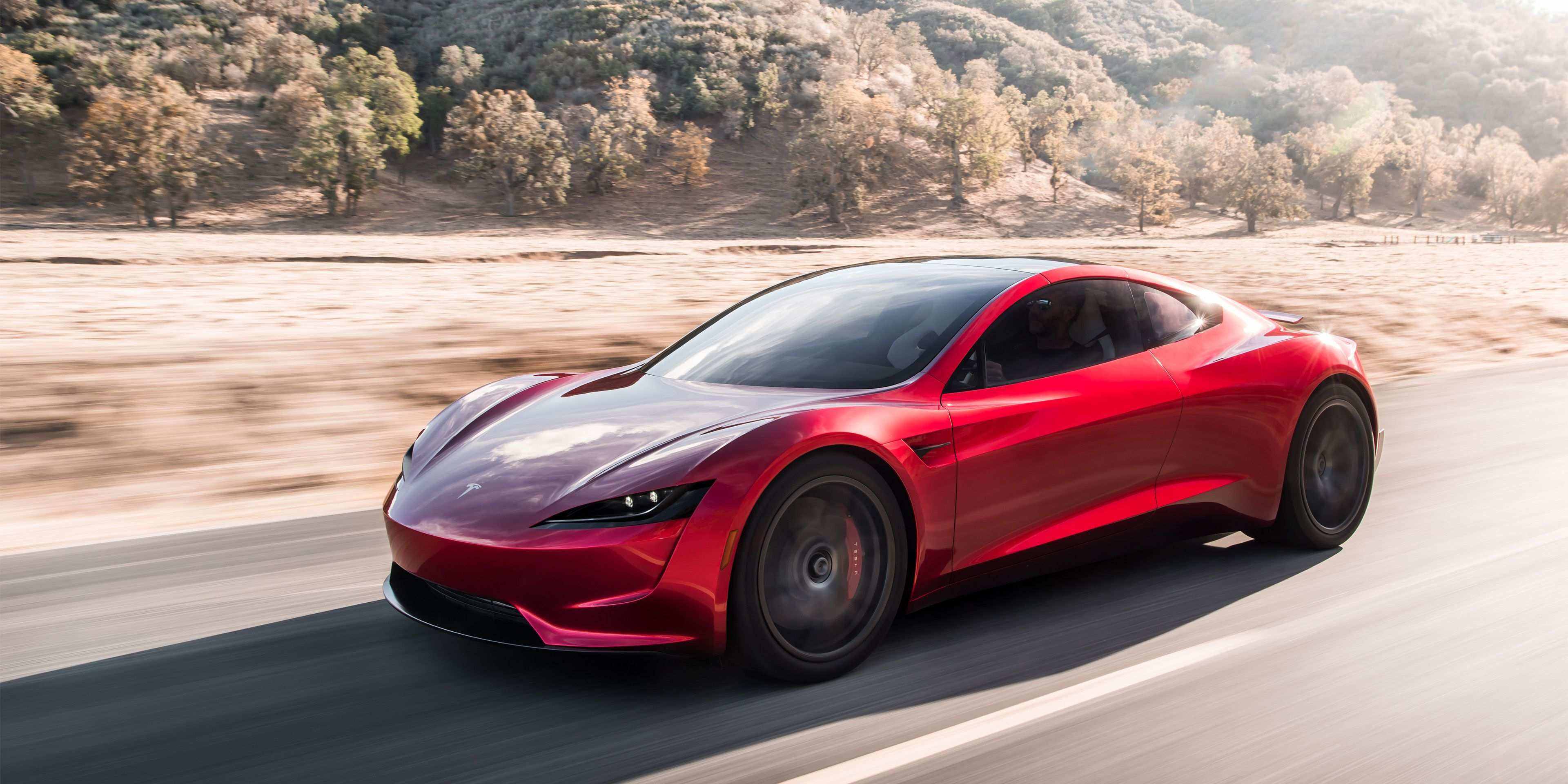 31 Concept of The 2020 Tesla Roadster Configurations for The 2020 Tesla Roadster