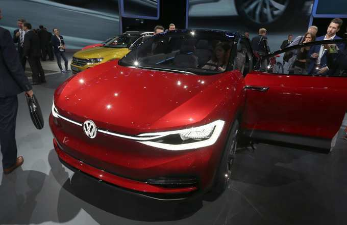 31 Concept of Volkswagen Elettrica 2020 Images with Volkswagen Elettrica 2020